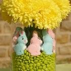 Spring has officially sprung and its time to kick-off No Fuss Fabulous Easter Eggs-travaganza! Easter Crafts, Holiday Crafts, Holiday Fun, Easter Ideas, Easter Decor, Holiday Ideas, Easter Projects, Holiday Desserts, Holiday Decor