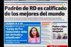 Portada De Los Periódicos De Hoy 03-05-2016