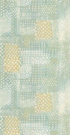 Sitara Sage Green wallpaper by Albany