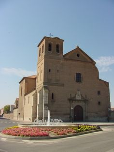 Iglesia Santiago el Real (Medina del campo)