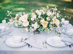 Los 25 centros de mesa más románticos para decorar tu boda en 2016 Image: 21