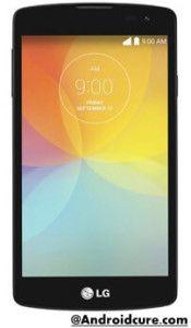 Now take snapshot on LG F60 easily!