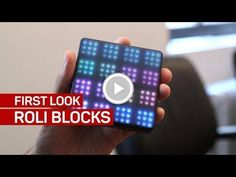 Blocks is a whole new way to create music