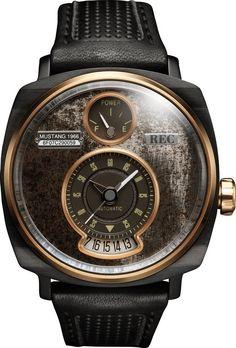 REC Watches P51