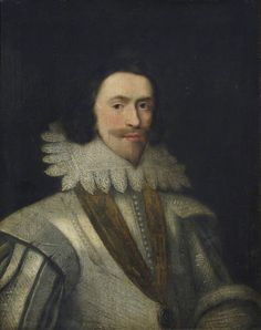 George Villiers (1592-1628),1st Duke of Buckingham,Court Favourite of James I and Charles I.Unknown.