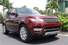 Shopping for a new luxury SUV? Browse our inventory of Land Rover models for sale near Delray Beach, complete with pictures and detailed information. Palm Beach Fl, Delray Beach, My Dream Car, Dream Cars, Land Rover Models, Models For Sale, Range Rover Sport, Luxury Suv, Landing
