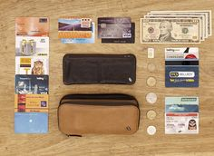two wallets in one