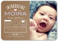 Girl Birth Announcements & Baby Birth Announcement Cards   Shutterfly   Page 3
