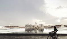 Gallery of COBE Chosen to Develop Christiansholm Island in Copenhagen - 2