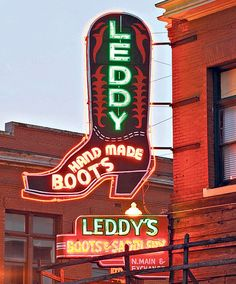 Dallas: In search of the perfect pair of cowboy boots - Telegraph