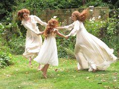 Summer Fantasy Photography | http://www.pinterest.com/oddsouldesigns/summer-love/ #fairy #dance