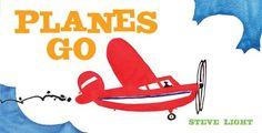GO - Planes Go Board book