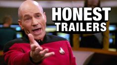 Honest Trailers - Star Trek: The Next Generation. Engage.
