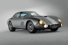 Only one of only three 1964 Ferrari 275 GTB/C Speciale's will go up for auction in Califor...