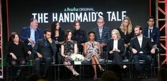 Are you ready for The Handmaid's Tale on Hulu in April? Did you know it was a book first? It's the latest book-to-TV adaptation and here's all you need to know about it so far. http://www.inquisitr.com/3963153/hulus-the-handmaids-tale-everything-you-need-to-know-about-the-adaptation/