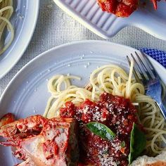 Step Up Your Spaghetti Game with This Blue Crab Pasta