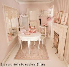 het poppenhuis van flora