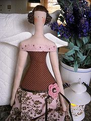 60 cm..... (* Marion *) Tags: doll boneca tilda