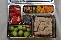 American-Style Bento lunch for kids