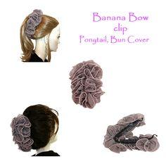 19 Best Fabric Banana Clip Comb Images On Pinterest Banana Clip
