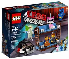 LEGO® THE LEGO® MOVIE™ Double-Decker Couch 70818
