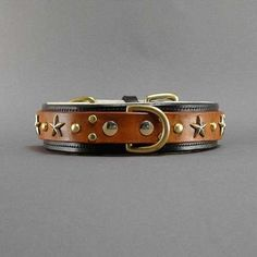 Personalized Dog Collars: Leather Collars & Leashes From California Collar Co.