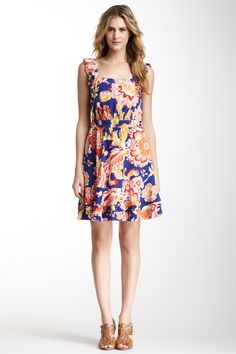 Tory Burch Aloisa Print Ruffle Dress  DressWomen #Dresses