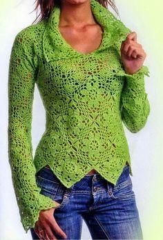 Poncho Pop Over, Free Crochet Pattern Patons Romantic Wrap Intermediate ...