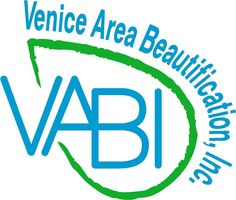 The new Venice Area Beautification Inc. logo