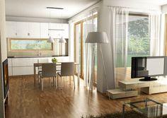 Výstavba rodinných domov - IDEÁLNE DOMY Divider, House, Furniture, Home Decor, Houses, Decoration Home, Home, Room Decor, Home Furnishings