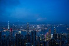 Once a Model City Hong Kong Is in Trouble