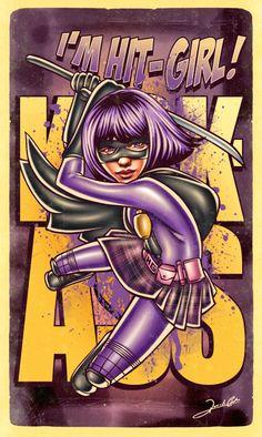 Hit-Girl – Kick Ass