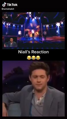 One Direction Edits, One Direction Harry, One Direction Pictures, Niall Horan Baby, Harry Styles Memes, Funny Vid, 1d And 5sos, Irish Men, Really Funny
