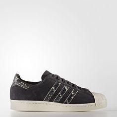 Chaussure Superstar 80s - noir