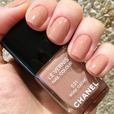 Rose Caché (521) - Chanel