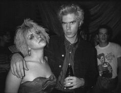 Vintage Courtney Love.