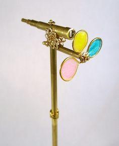 Miniature Dollhouse Fantasy Telescope