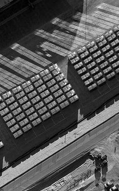 A Photo Tribute To America's Biggest Solar Farm   Co.Design   business + design