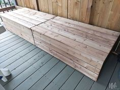 Do you love to redesign your house backyard, as much as we do? We are pretty sure, your answer is yes :-)  Here is an article related with outdoor space ideas. Patio Cushion Storage, Patio Storage Bench, Patio Bench, Diy Bench, Bench With Storage, Diy Patio, Small Patio Furniture, Patio Furniture Makeover, Patio Furniture Cushions