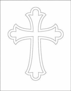 Best 12 This is a super Celtic cross for use with laser engraving or cutting, cnc routing or whatever you can come up with. Its a vector file so you can change it to whatever size you need! The picture is shown with thicker outlines that what Cross Drawing, Cross Coloring Page, Old English Font, Cross Pictures, Wooden Crosses, White Crosses, Christmas Stencils, Cross Art, Cross Crafts