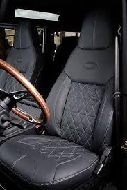 Resultado de imagen de defender luxury rebuild interior