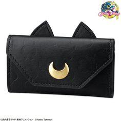 Sailor Moon Luna Leather Collection Accessories: Key Case