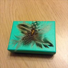 Gift box-curtesy of the wild ones.