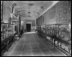 William Clark Mansion faience gallery