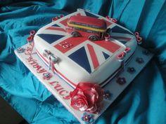 Jubilee themed cake x