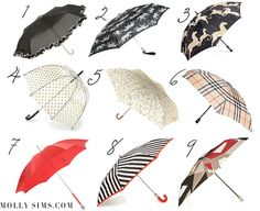 chic umbrellas - Google Search