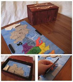 fancrafts: Game of Thrones: Risk!