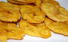 How To Make Tostones Without The Frying Guilt free favorite food of mine I'm trying this out today