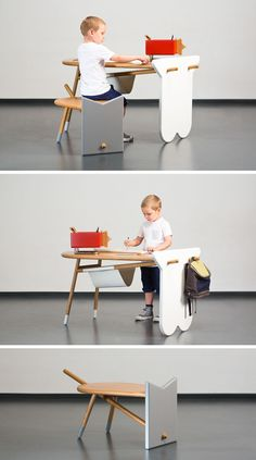 This Modern Kids Furniture Collection Was Inspired By Farm Animals - Modern Furniture: Affordable, Unique, Edgy Plywood Furniture, Modern Kids Furniture, Cute Furniture, Business Furniture, Furniture Logo, Home Decor Furniture, Cheap Furniture, Furniture Makeover, Furniture Design