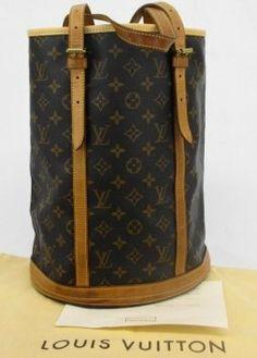 Louis Vuitton Bucket Gm (large) Tote Bag $573